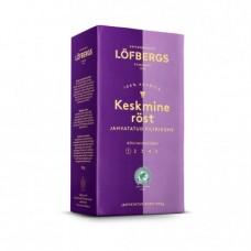 Kohv Löfbergs Lila kesk röst , filter 500g