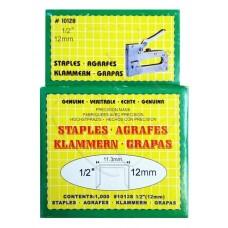 Klamber  KWB  12mm , hõbe tööstuslik/10128/