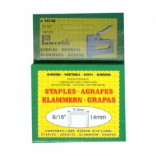 Klamber Novus 9/16   14mm , hõbe tööstuslik/10148/