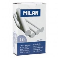 Tahvlikriit Milan  10 tk valge