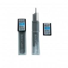 Mehaanilise pliiatsi terad H. 0,5 HB 2x12tk