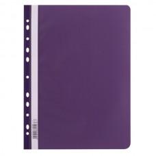 Köidetav kiirköitja D.rect 110381 A4 esikaan läbipaistev,violet
