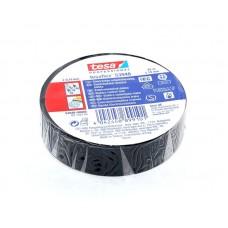 Isoleerteip PVC Tesa  19mmx20m ,must