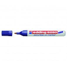 Marker Edding 8280 UV-valguses nähtav