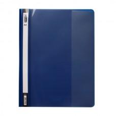 Kiirköitja D.r 4410 A4/100lehele ,lisataskuga ,esikaan läbipaistev,sinine