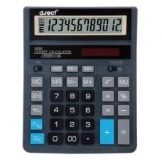 Kalkulaator D.rect 12 konta