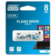 GoodRam mälupulk UC2 ,8BG USB 2.0  mustriga