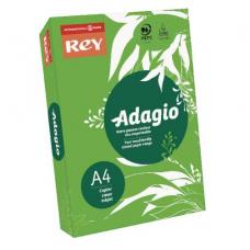 Adagio Rey A4 80g 500l nr.52 rohuroheline,värvilne paber