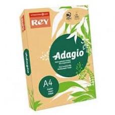 Adagio Rey A4 80g 500l nr,98 /kaneeli,liivapruun/,värviline paber