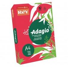 Adagio Rey A4 160g, 250lehte  nr.22,lipupunane
