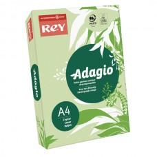 Adagio Rey A4 160g, 250lehte  nr.09, pastell roheline