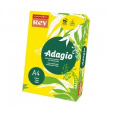 Adagio Rey A4 500g, 500lehte  nr..66,sidrunkollane