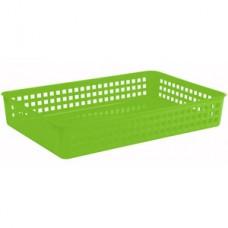 Korv  OK A4 (36,5x24,5x6cm) roheline