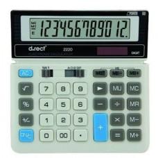 Kalkulaator D.rect 2220  12kohta